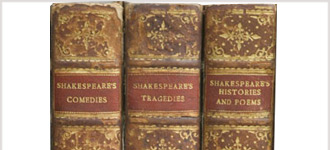 Shakespeare: Comedies, Histories, and Tragedies