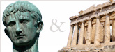 Ancient Greek Civilization & History of Ancient Rome (Set)