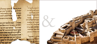 Dead Sea Scrolls & Holy Land Revealed (Set)