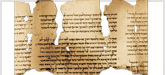Dead Sea Scrolls