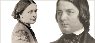 Great Masters: Robert and Clara Schumann—Their Lives and Music