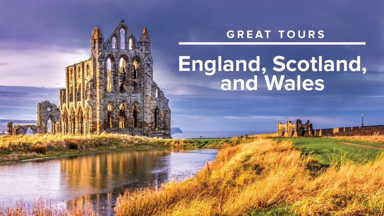 tour England Scotland and Wales