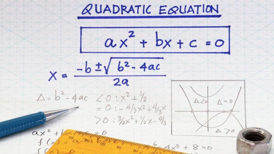 Quadratic Equations-The Quadratic Formula