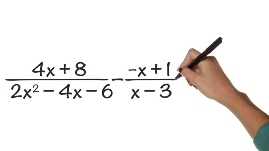 Rational Expressions, Part 1