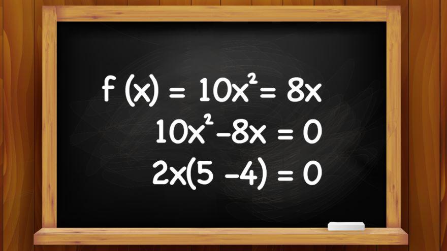 Quadratic Equations-Factoring