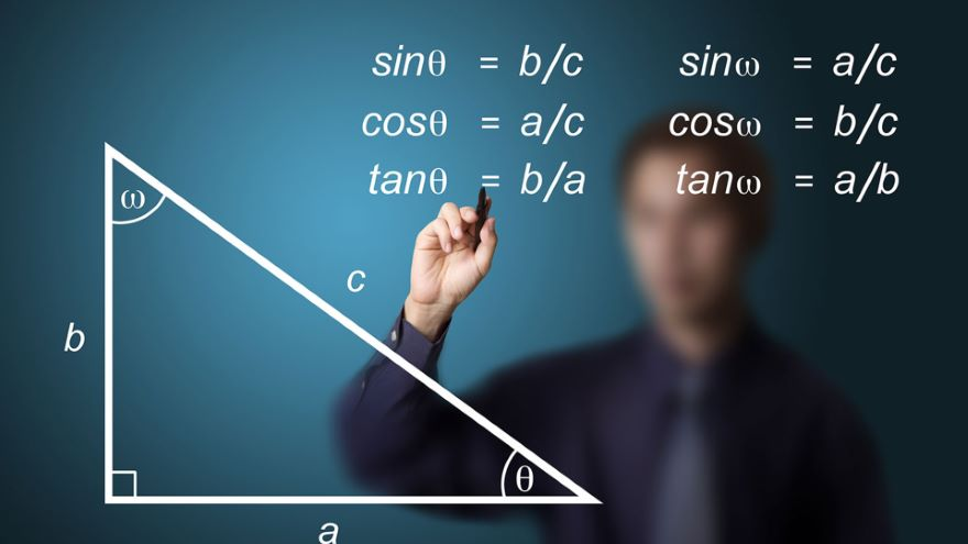 Trigonometric Functions-Right Triangle Definition