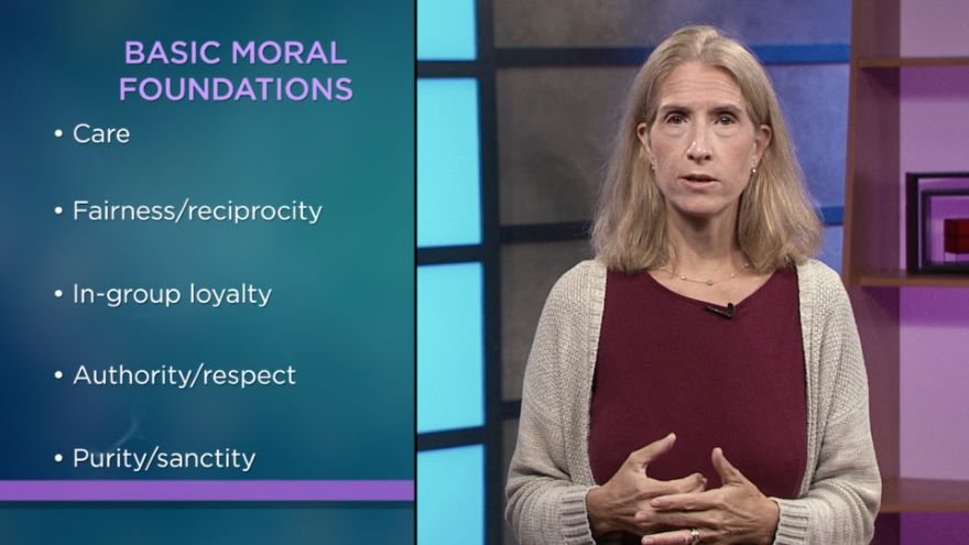 Moral Development and Situational Ethics