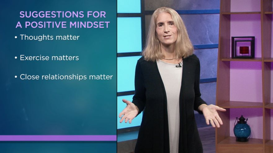Mindset, Health, and General Well-Being