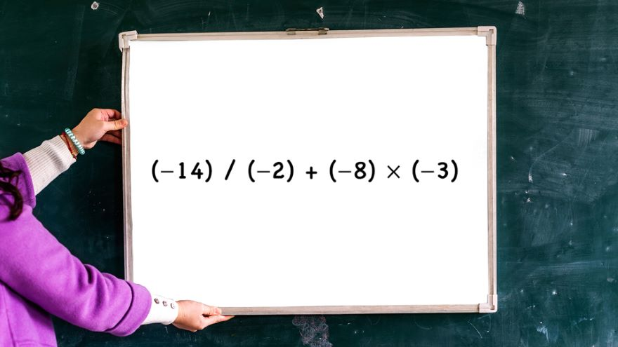 Negative and Positive Integers
