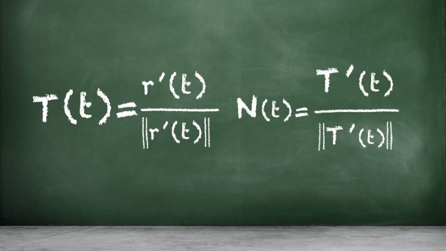 Acceleration's Tangent and Normal Vectors
