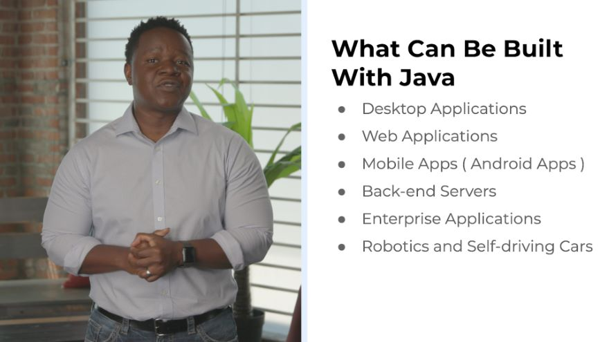 Welcome to Java!