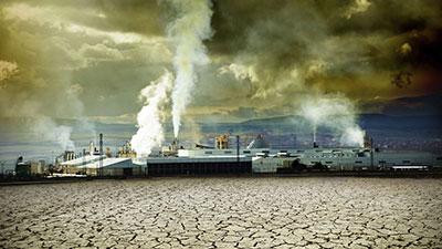 The Ozone Hole, Acid Rain, and the Greenhouse Effect