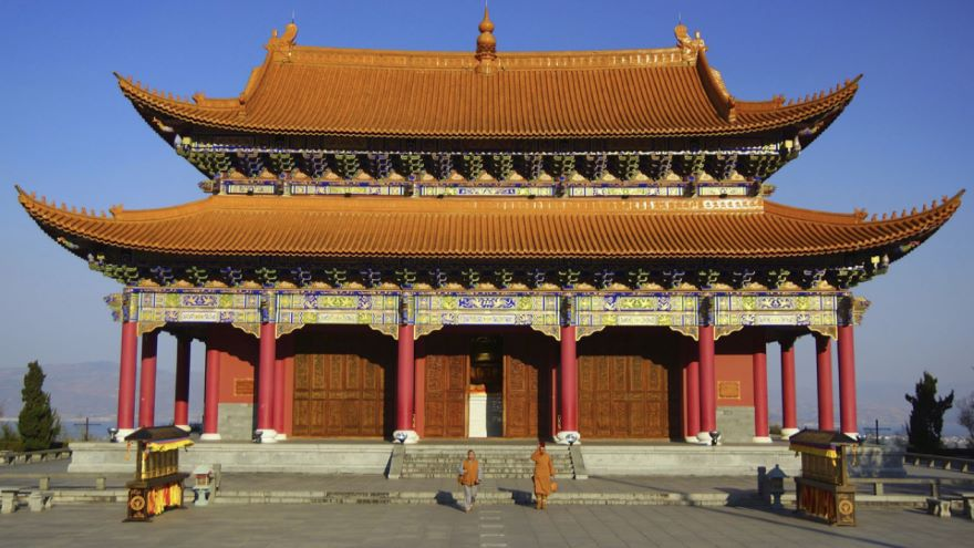 Pagodas and Cathedrals