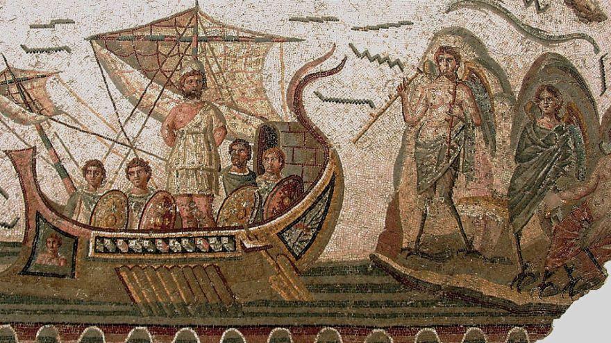 Machines at Sea-Ancient Ships