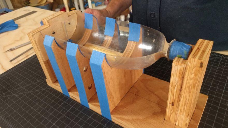 Design a Concrete Sailboat