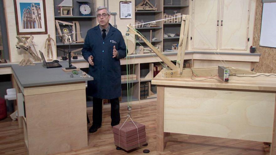 Design a Motor-Powered Crane
