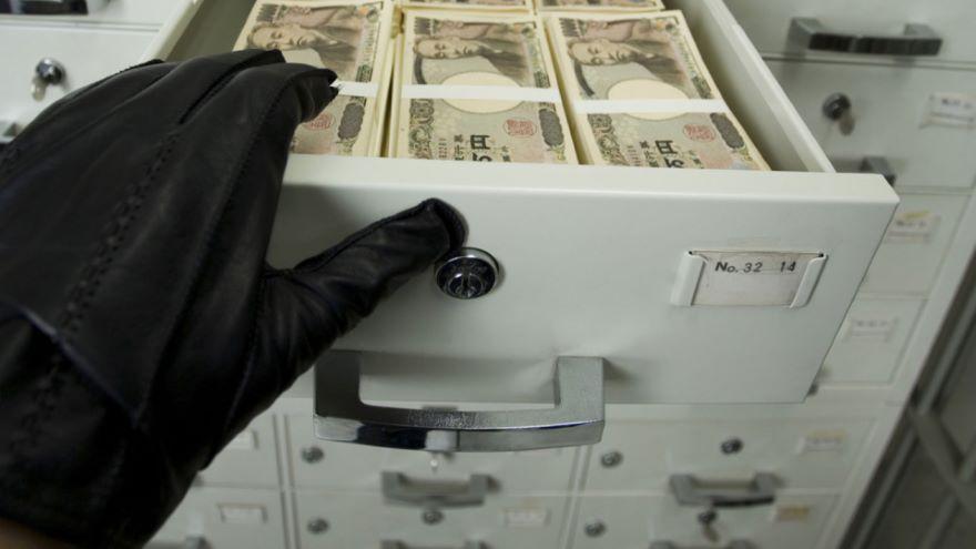 Investigating Incredible Bank Heists