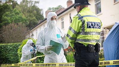 Real Crime Scenes: The Evidence Speaks