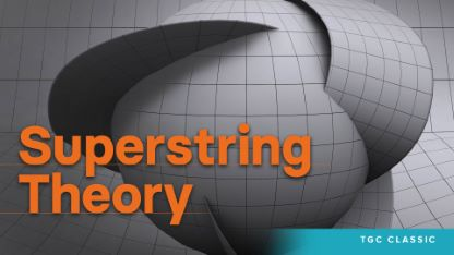 Superstring Theory: The DNA of Reality