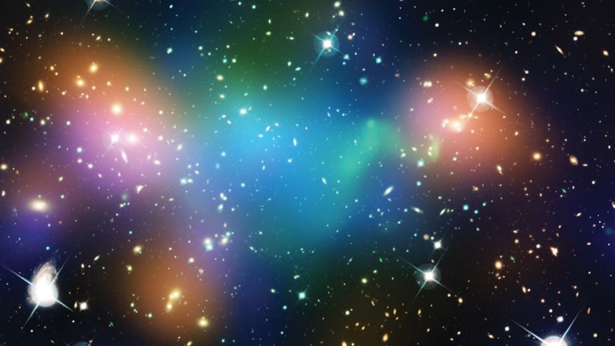 What Pushes the Universe Apart: Dark Energy