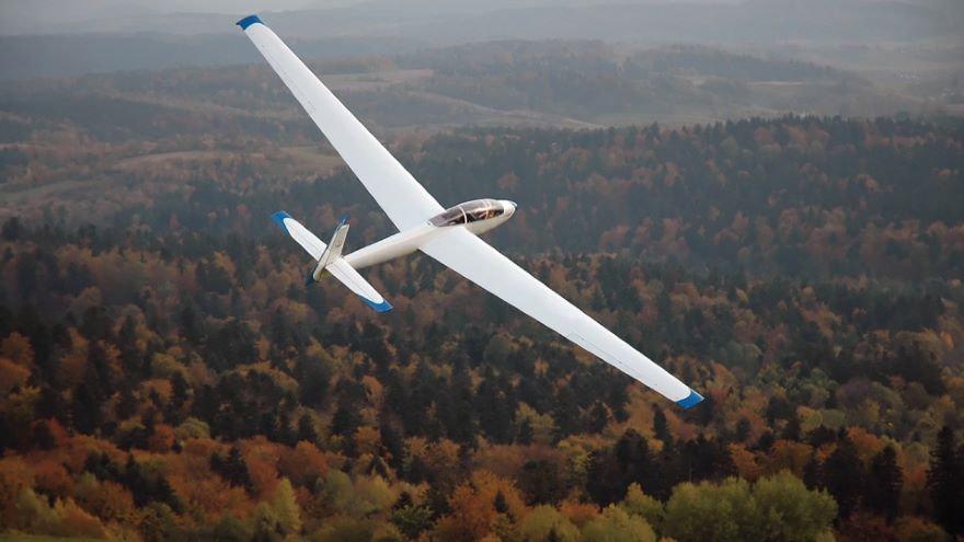 Fundamentals of Flight: Gliding