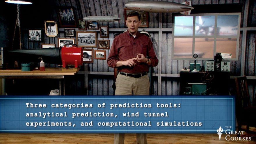 Wind Tunnels and Predicting Aerodynamics