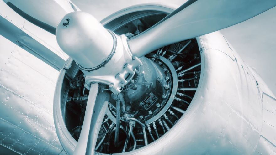 Propeller Aircraft: Slow and Efficient