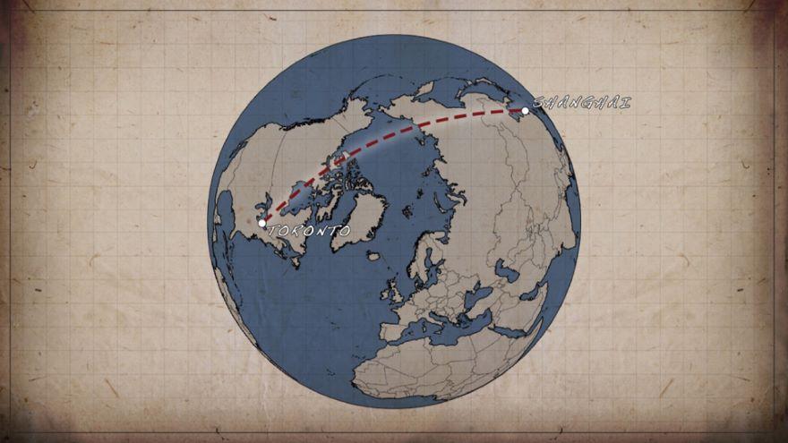 Long-Distance Flight and Predicting Range