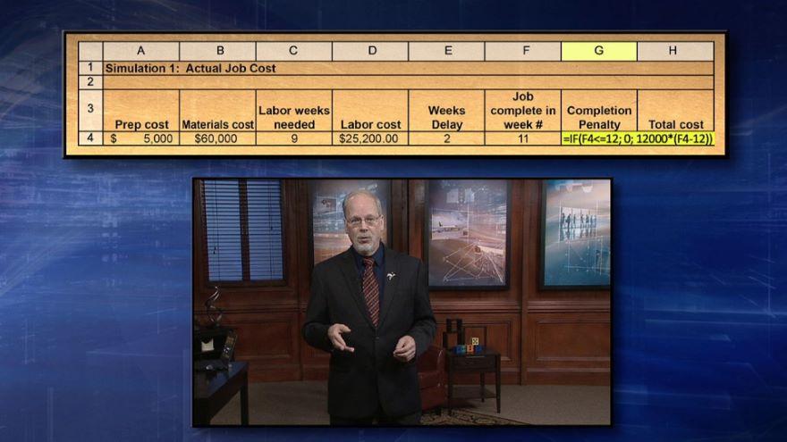 Monte Carlo Simulation for a Better Job Bid