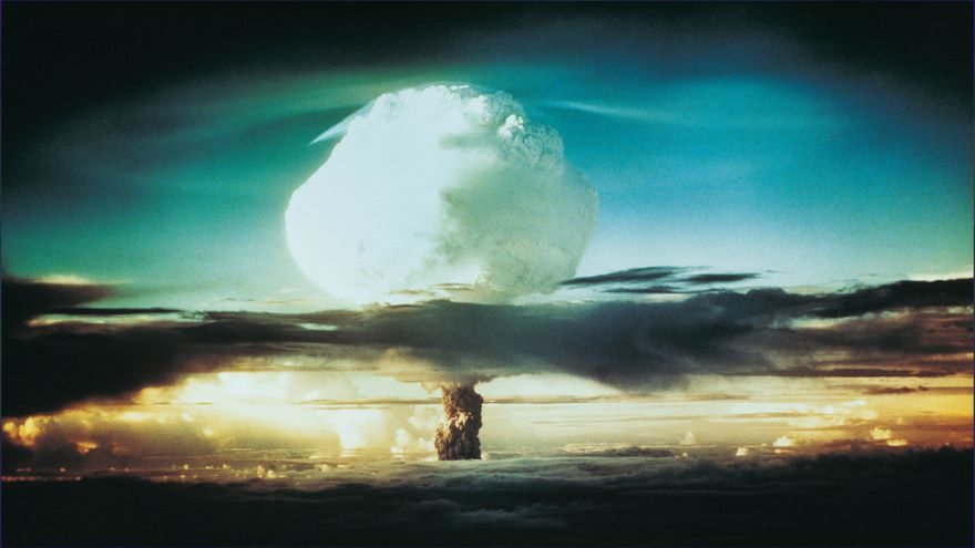"""Nuclear Weapons Were Never """"Atomic"""" Bombs"""
