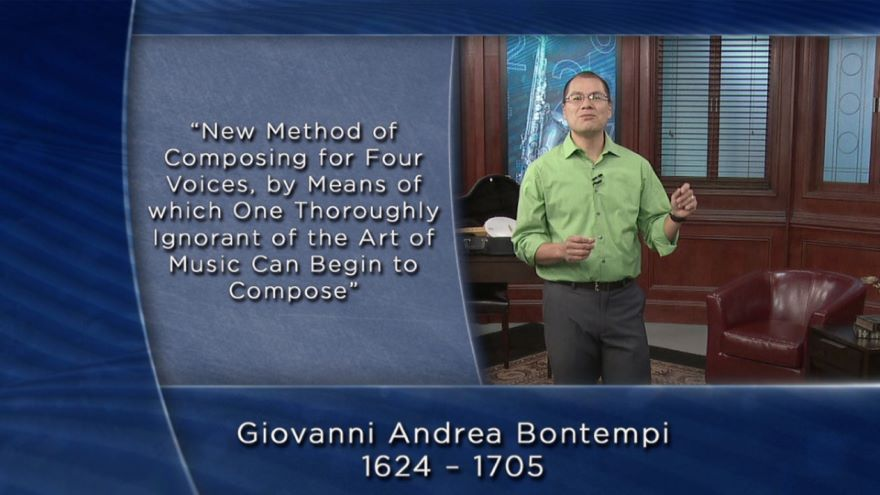 Composing with Math-Classical to Avant-Garde