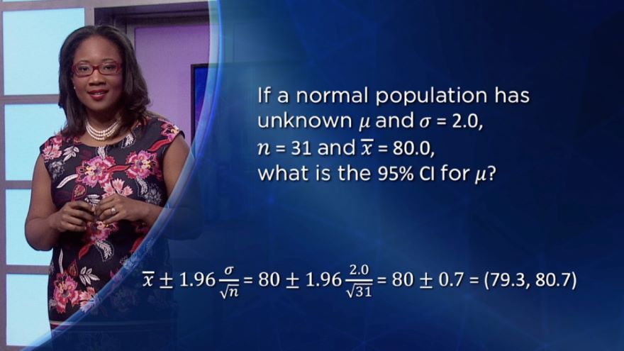 Interval Estimates and Confidence Intervals