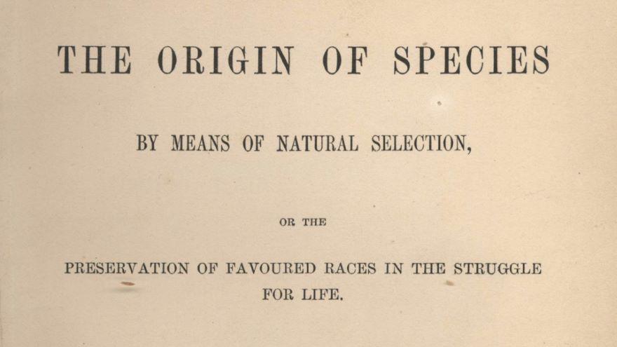 Charles Darwin and