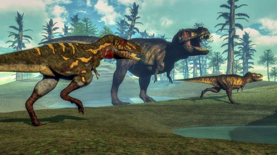 The Origins and Successes of the Dinosaurs