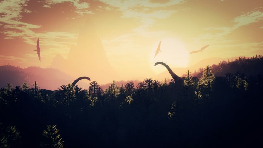 The Dinosaurs Take Over