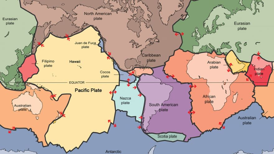 Geology and Genes: The Geography of Life