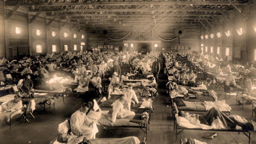 The 1918 Flu-A Conspiracy of Silence