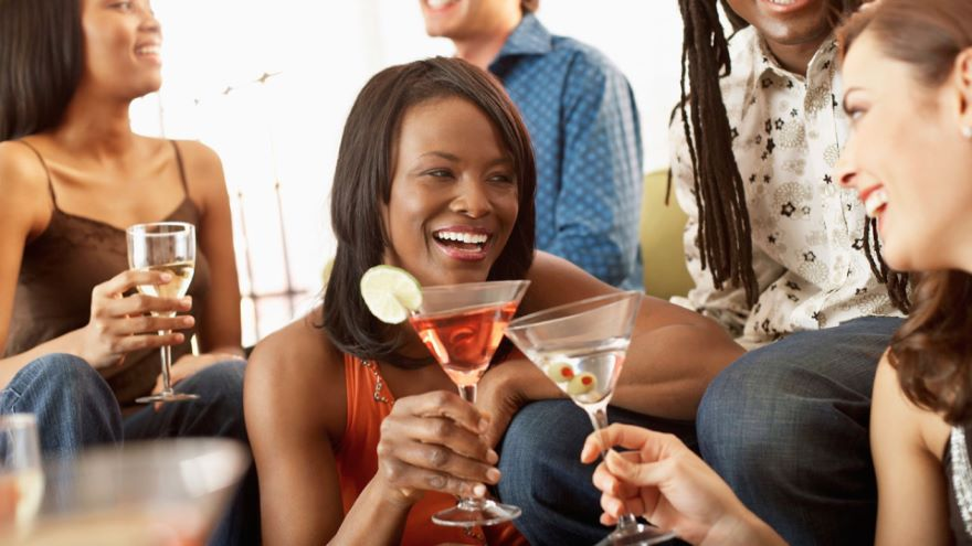 Alcohol-Social Lubricant or Drug of Abuse?
