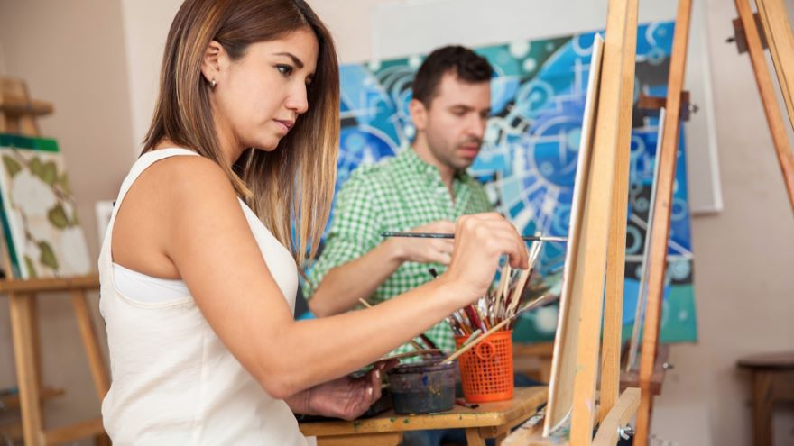 Are Creative People Right-Brained?