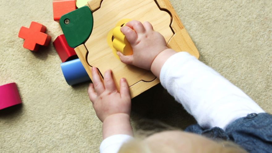 How Infants Sense and Act On Their World
