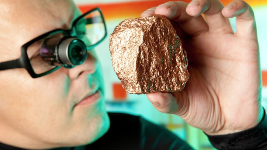 The Identification of Minerals