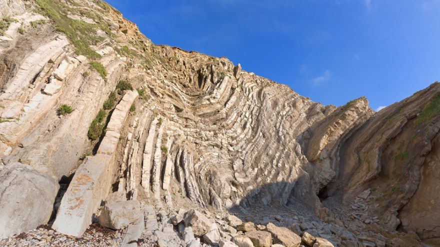The Geologic Structures