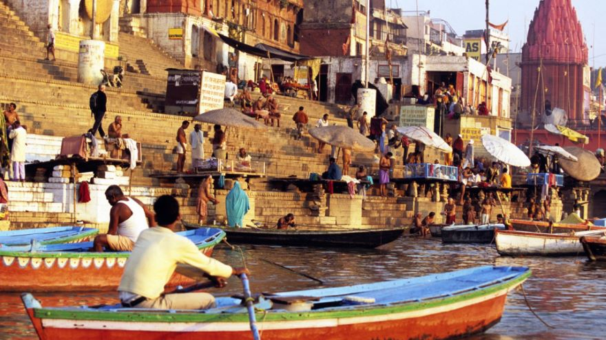 The Ganges Delta-Earth's Fertile Lands