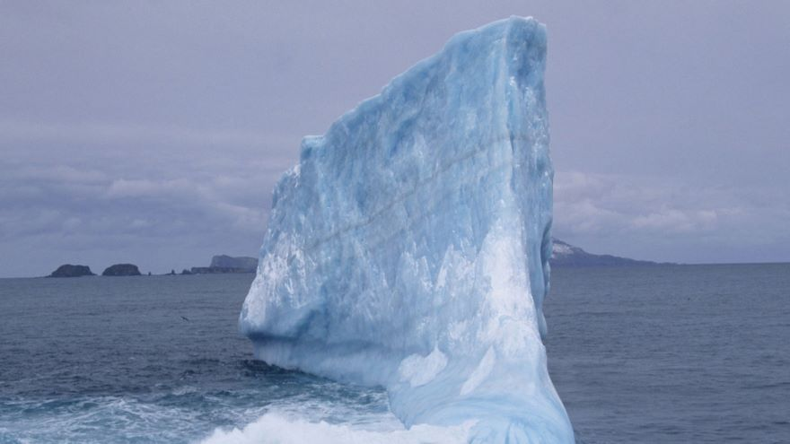 Antarctica-A World of Ice