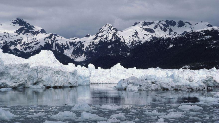 Columbia Glacier-Unusual Glacier Cycles