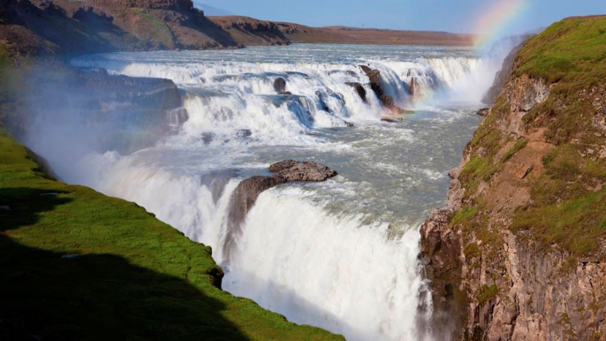 Iceland-Where Fire Meets Ice