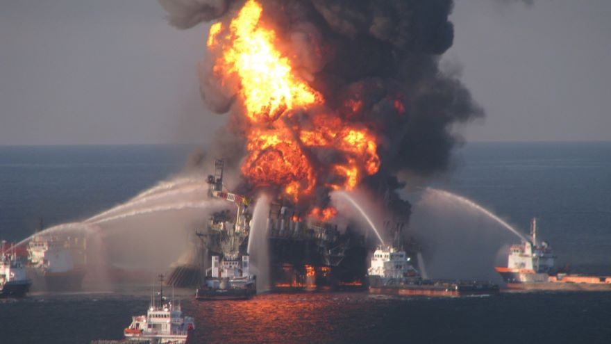 Offshore Oil and Gas-Resources and Risks