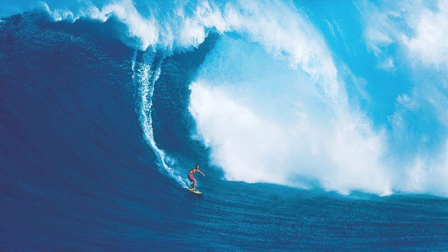 Waves-Motion in the Ocean
