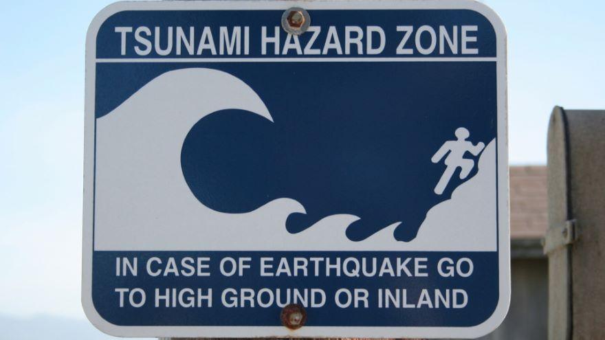 Rogue Waves and Tsunami