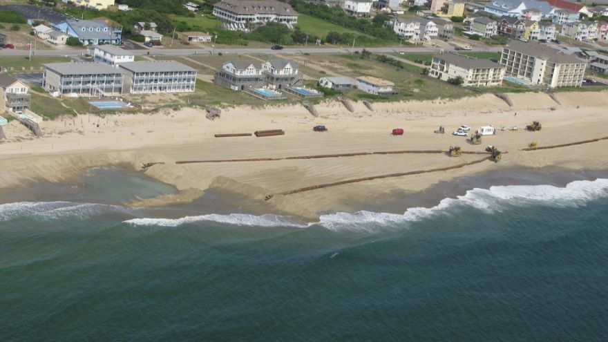 Coastal Erosion-Beaches and Sea Cliffs